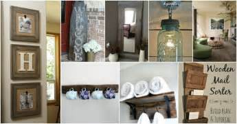 rustic decor ideas 40 rustic home decor ideas you can build yourself diy