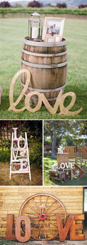 letras love decoracion decora tu boda utilizando letras love