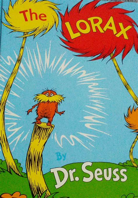 the lorax pictures from book secret gardens to truffula trees nature in children s