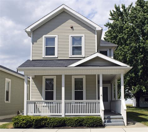 house with porch restore your railings for a curb appeal boost