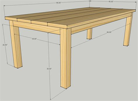 dining table plans woodworking free wooden dining table plans woodworking projects