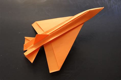 origami paper plane fighter free coloring pages how to make a cool paper plane