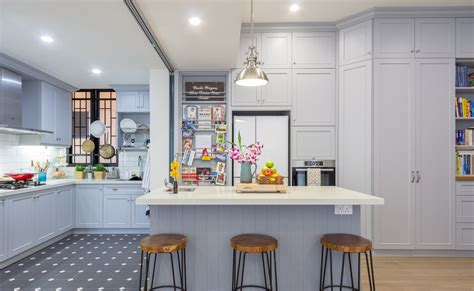 Small Country Homes country style scandinavian style kitchen and renovation