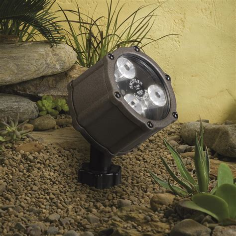 led light design captivating kichler led landscape lighting kichler outdoor lighting led