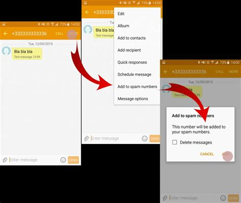 how to block spam sms how to filter and block spam sms messages from your