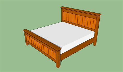 make king bed frame king size howtospecialist how to build step by step