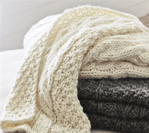 knit throws chunky cable knit throw get the look for less