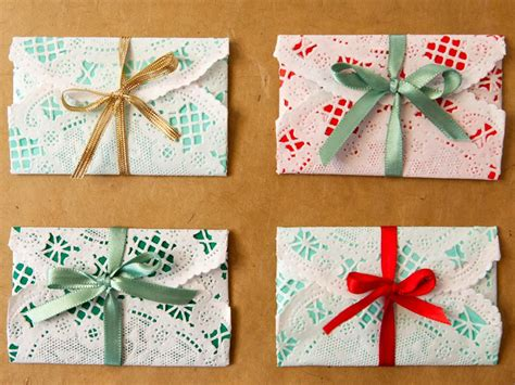 how to wrap gift cards for how tos diy