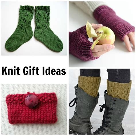 Easy And Fast Knitted Gift Ideas For Any Occassion