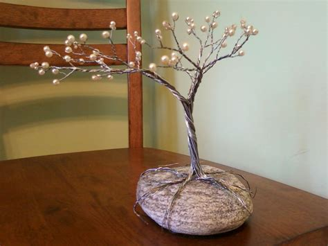 how to make a jewelry tree out of wire make a tree from jewelry wire