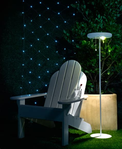 solar outdoor lighting uk gardens solar powered lighting and style the