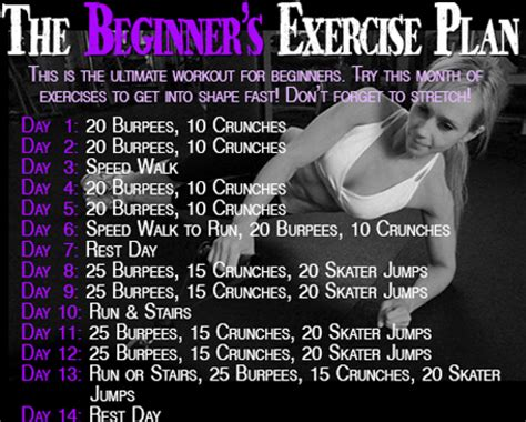 at home for beginners workout wednesday the beginner s exercise plan