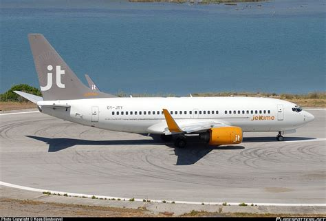 jet time boeing 737 700 oy jty for fsx