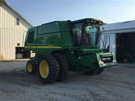 landscape rubber sts deere machinery takes center stage in bigiron auction