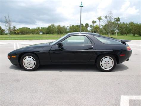 buy new 1989 porsche 928 s4 5 speed transmission 51k original miles in miami florida united