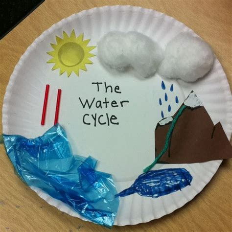 water themed crafts for 25 best ideas about water cycle craft on