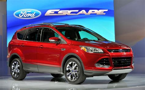 2013 Ford Escape Mpg by Gallery Photo 1 2013 Ford Escape To Get 5 Better Mpg
