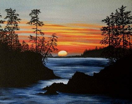 acrylic painting ideas landscape easy acrylic painting ideas acrylic painting patterns