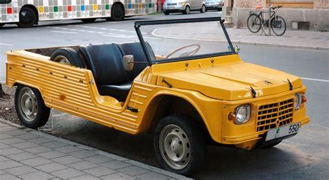 Citroen Mehari by Cars Mehari On 4x4 And Autos