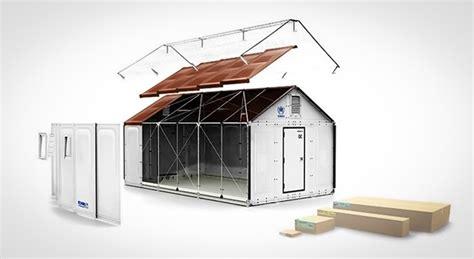 ikea houses ikea designs pre made tiny homes to send to refugee cs
