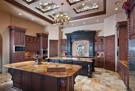 Custom Design Kitchen Islands 30 custom luxury kitchen designs that cost more than 100 000