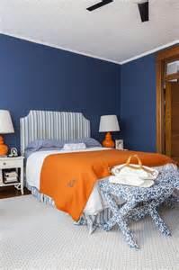 orange bedroom designs blue and orange bedroom design transitional bedroom