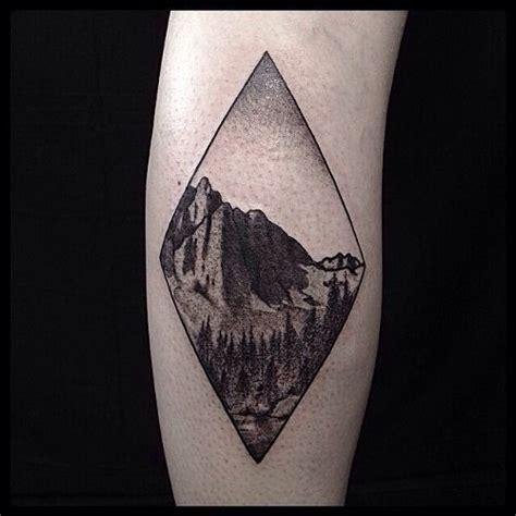 mountain tattoo tattoodoodles pinterest