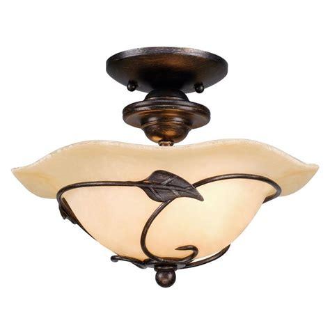 ceiling fan light kit home depot aireryder vine 12 in shale ceiling fan light kit