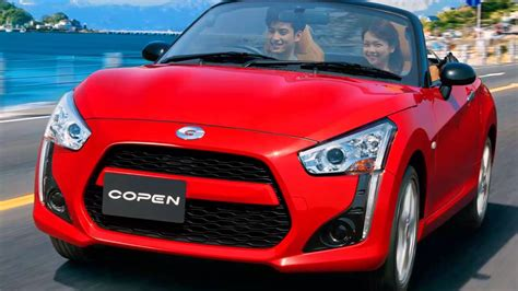 Daihatsu Copen Usa by 2015 Daihatsu Copen Pictures Information And Specs