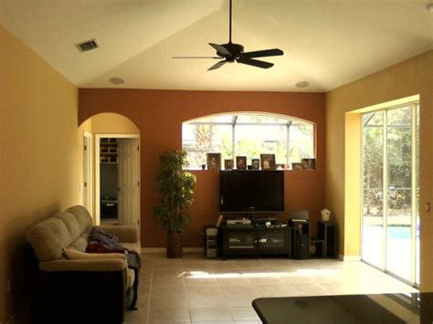 painted rooms sarasota family room painter family room painted by