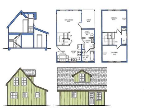 small house floor plans with loft small courtyard house plans small house plans with loft