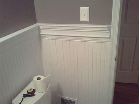 bathroom chair rail ideas bathrooms with chair rail molding bead board chair rail bathroom vanity bathroom remodel