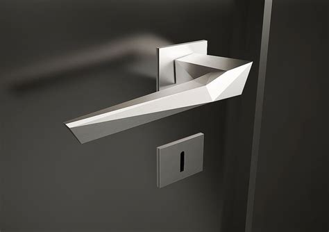 origami door faceted designs that add origami flair to the d 233 cor