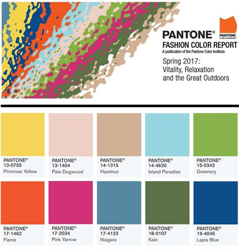 color trends 2017 pantone s top 10 summer 2017 color trends