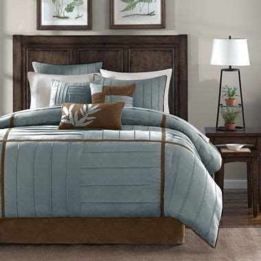 jcpenney bedroom comforter sets dune 7 pc comforter set jcpenney master bedroom