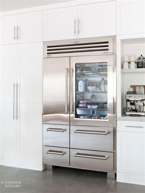 sub zero glass door sub zero pro 48 glass door refrigerator bullard