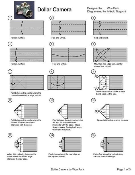 dollar origami diagrams 17 best ideas about money origami on dollar