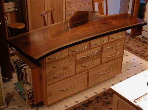 custom built kitchen island custom kitchen islands dumond s custom furniture