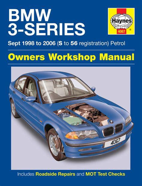 car service manuals pdf 1996 bmw 3 series seat position control bmw 3 series petrol sept 98 06 haynes repair manual haynes publishing