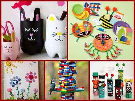 easy recycled crafts for recycled crafts ideas find craft ideas