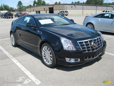 2012 Black Cadillac Cts by 2012 Black Cadillac Cts 4 Awd Coupe 53247784