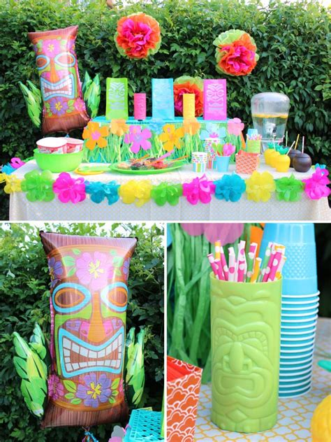 supplies decorations summer luau ideas ideas activities by