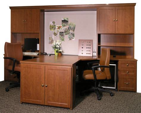 partner desk home office desk gallery desq we create space minnesota