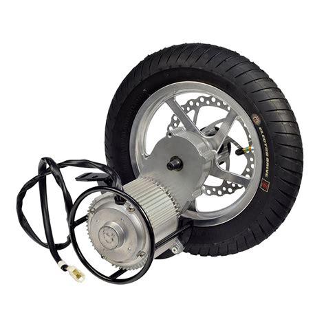 Electric Motor Drive by 36 Volt 1000 Watt Direct Drive Electric Motor Rear Wheel