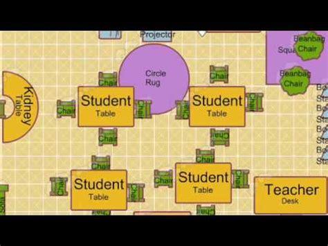floor plan classroom classroom floor plan
