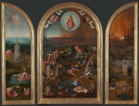 Garten Der Lüste Hieronymus Bosch by Hieronymus Bosch Garten Der L 252 Ste Versuchung