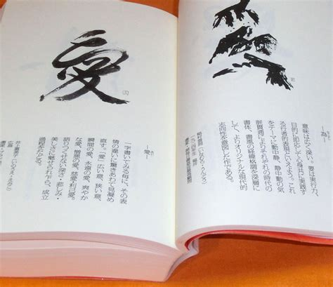 japanese picture books japanese calligraphy one character kanji book japan