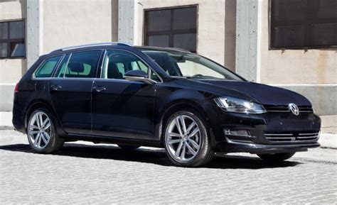 volkswagen golf sportwagen to offer awd in u s