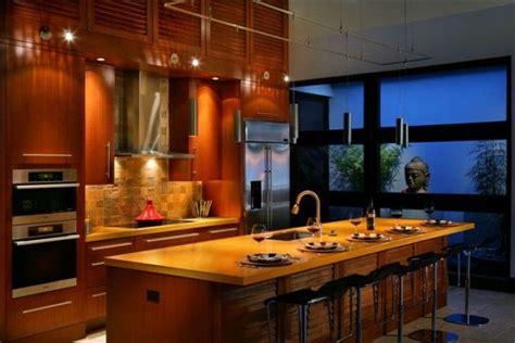zen kitchen design warm zen kitchen kitchen design ideas