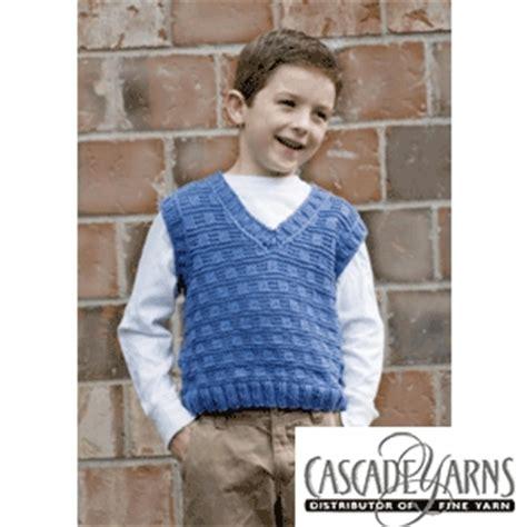 knit for boys by cascadeyarns